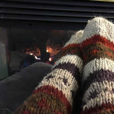 Fair Trade Wool Socks
