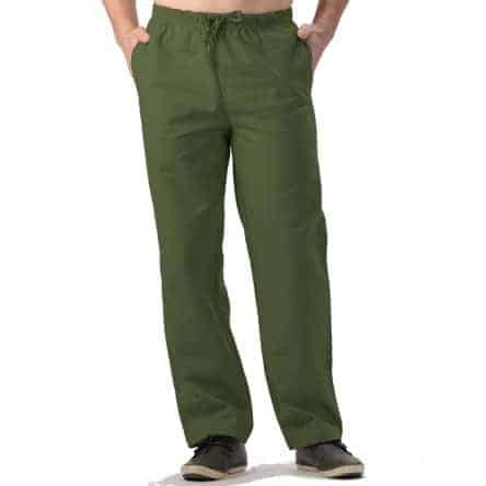Men's Hemp Drawstring Pants – Made in Canada
