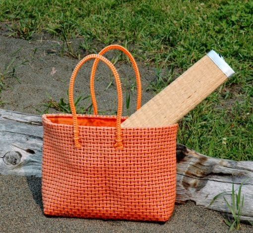fair trade recycled plastic bags