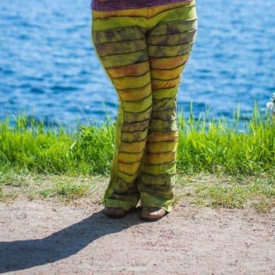 fair trade pants nepal