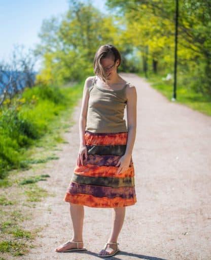 fair trade skirt