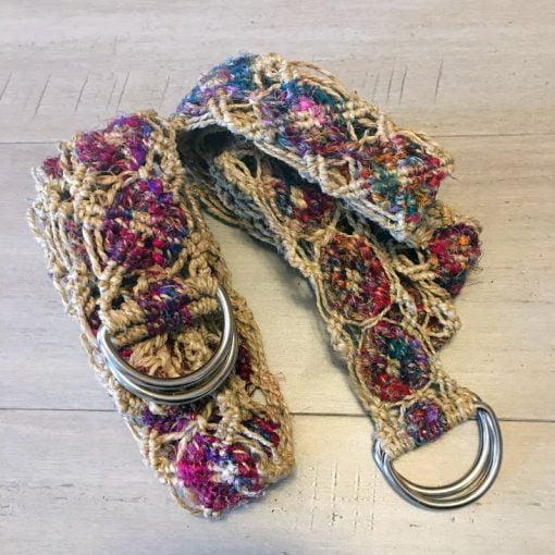 handmade hemp belts wholesale