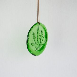 sun catcher blown glass made in canada
