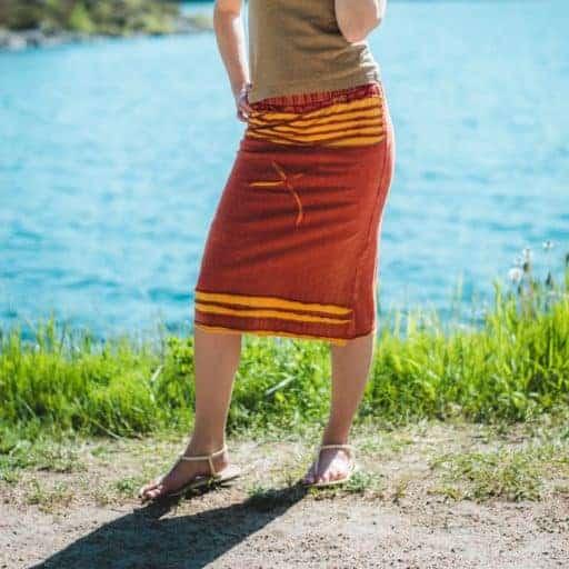 fair trade skirt canada