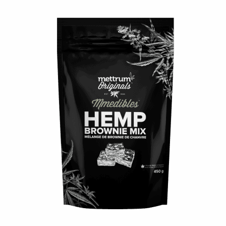 Mmedibles | Hemp Brownie Mix