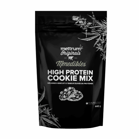 Mmedibles | High Protein Cookie Mix