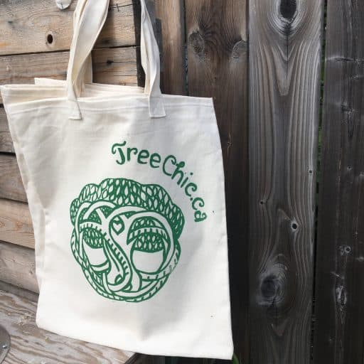 Organic tote bag made in Canada wholesale hemp tote bags