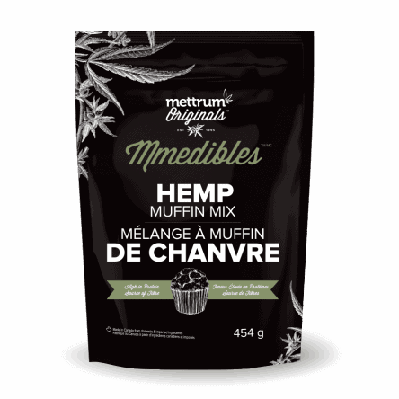 Mmedibles | Hemp Muffin Mix