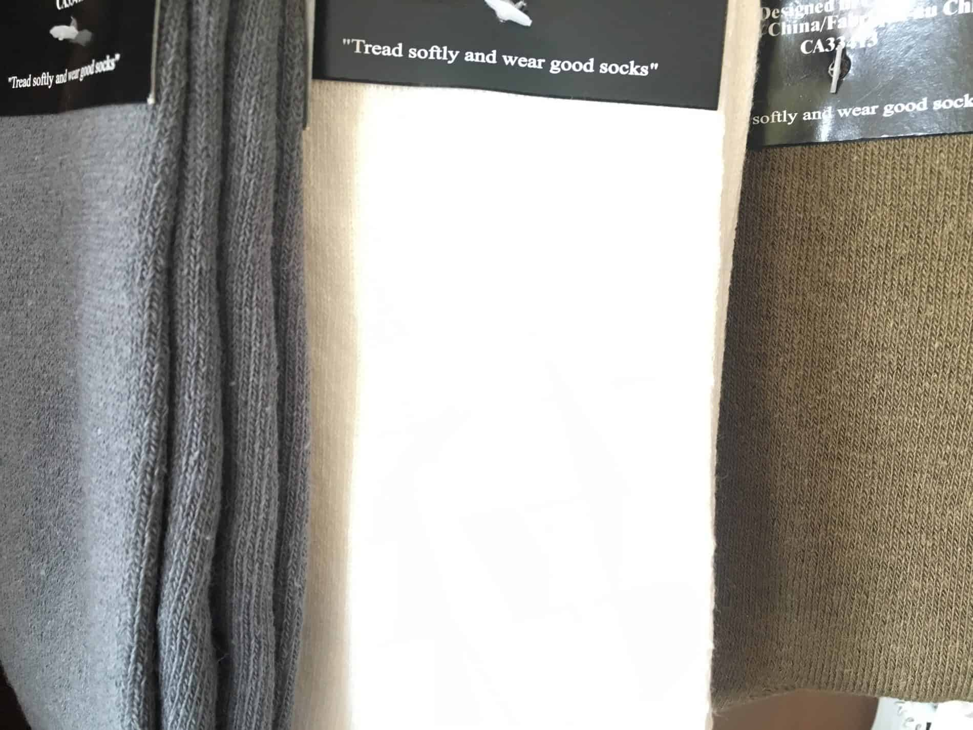 hemp socks for men