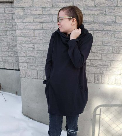 hemp sweater made in Parry Sound