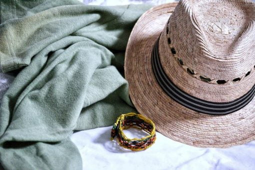 gift ideas straw fedora