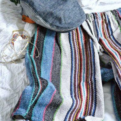 Mexican baja shorts