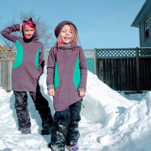 kids hemp sweater