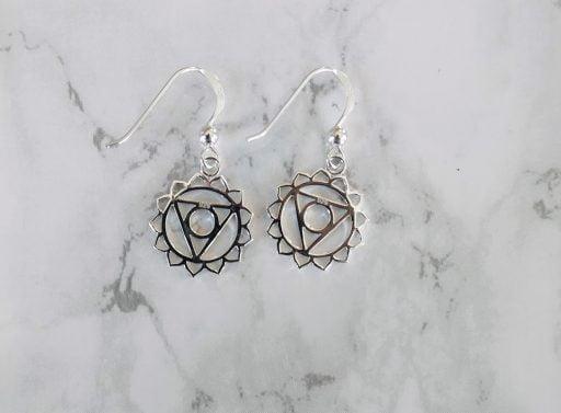 throat chakra jewelry
